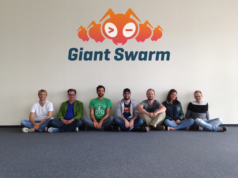 Welcome to Giant Swarm