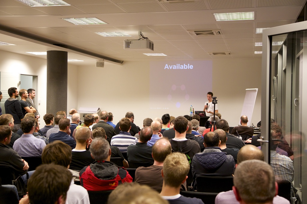 CoreOS Meetup Cologne, October 14, 2014 Recap