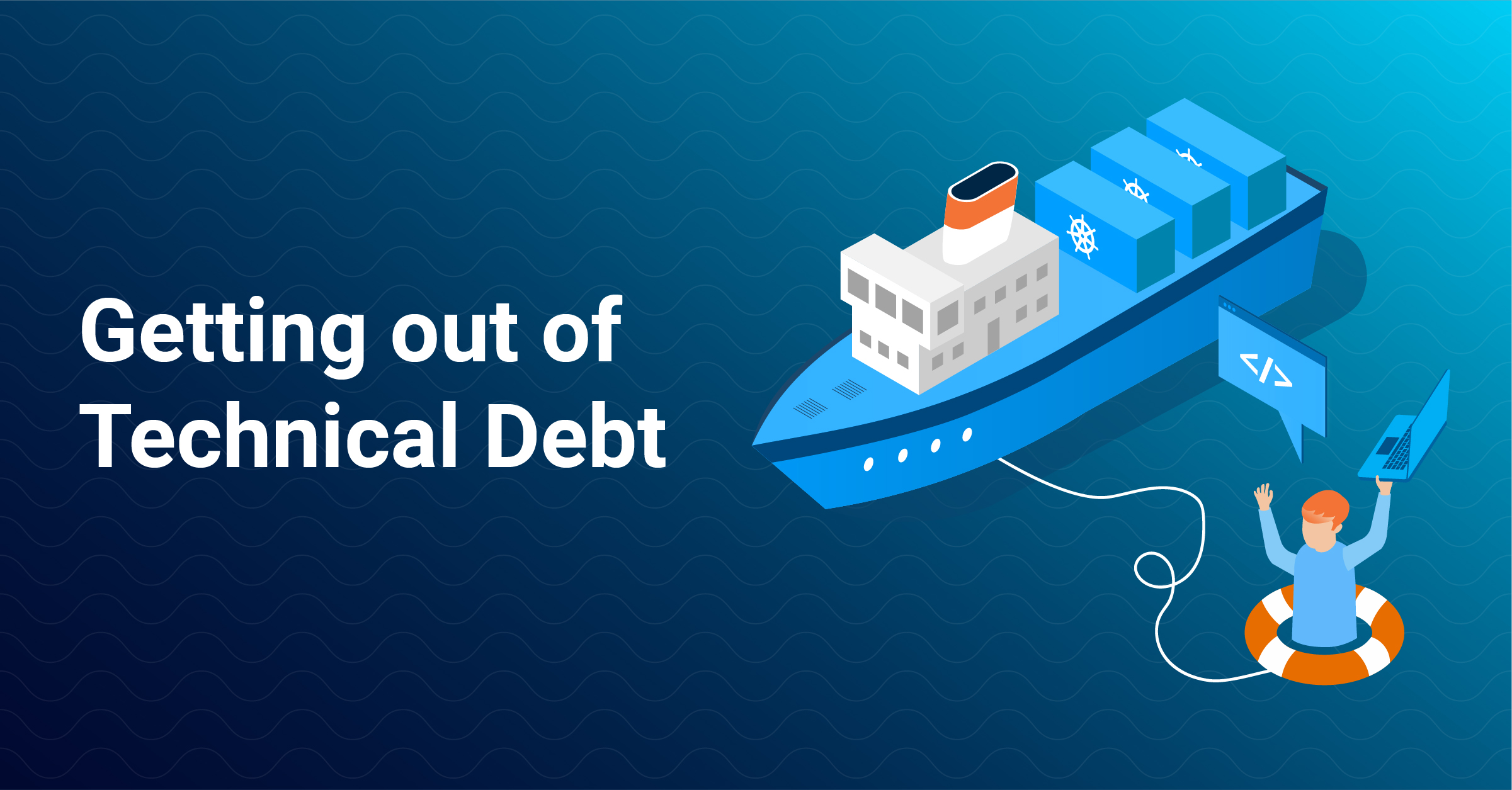 Getting out of technical debt image thumbnail